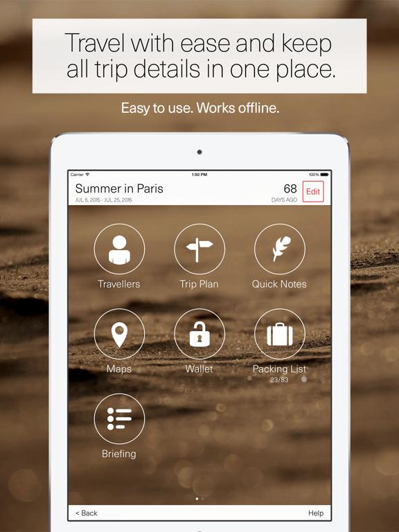 foto de TripRider - Travel Planner | App Price Drops