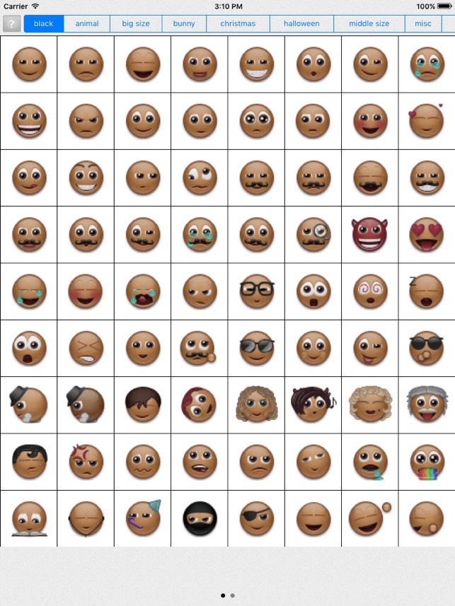 African Emoji Free On The App Store