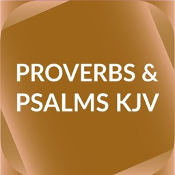 Proverbs & Psalms - King James