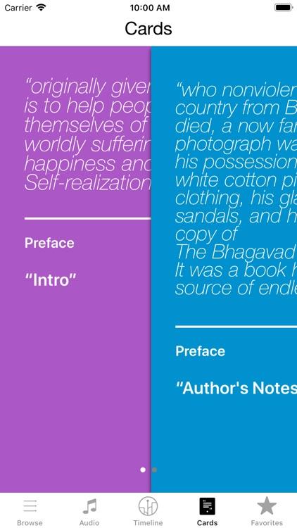 Bhagavad Gita  (with Audio) screenshot-4
