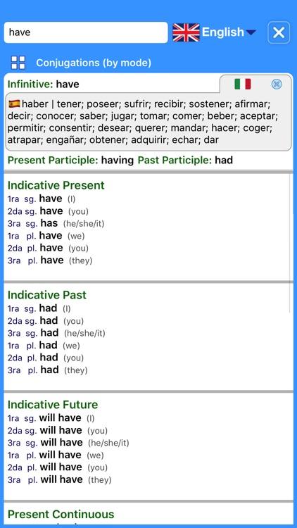 Dictionary Plus (English) screenshot-3