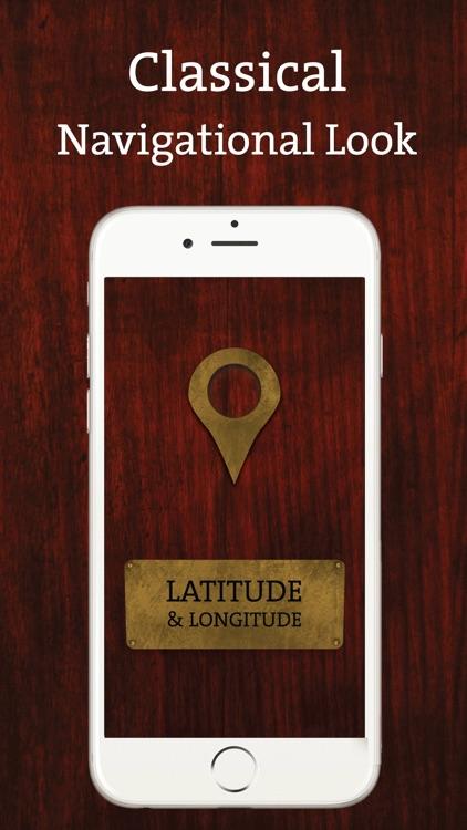 My Latitude and Longitude screenshot-3