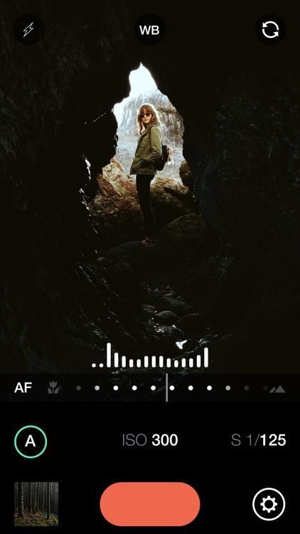 Manual – RAW Camera screenshot-3