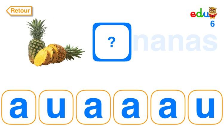 Apprendre à Lire - Syllabique screenshot-3