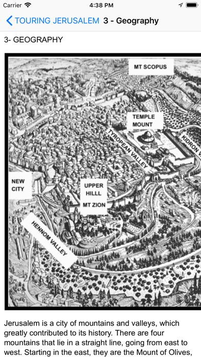 Old City Of Jerusalem Guide review screenshots