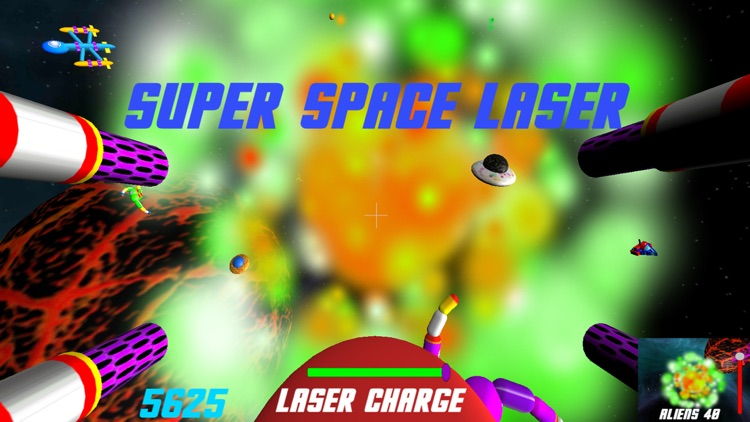 Super Space Laser screenshot-0