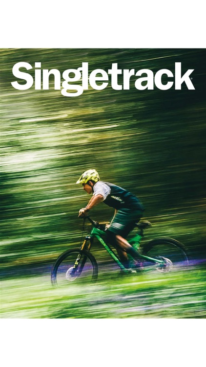 Singletrack Magazine screenshot-2