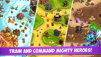 Screenshot for Kingdom Rush Vengeance in Ireland App Store