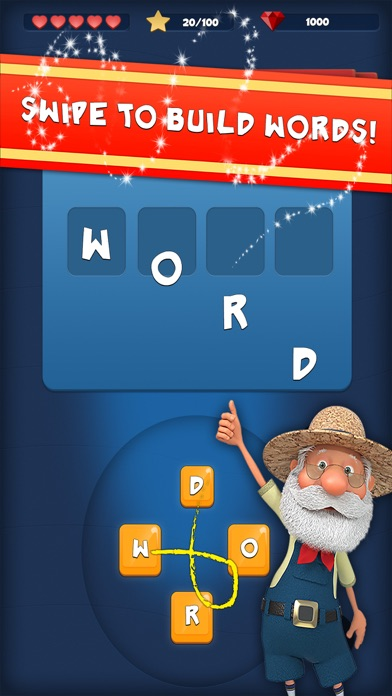 Image of Word Anchor: Puzzle Game for iPhone