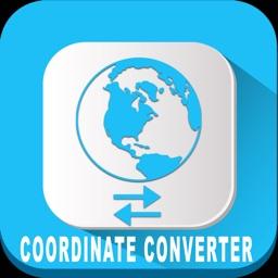 Coordinates Converter Lat Long