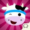 Tee-Tee the Aerobic Cow