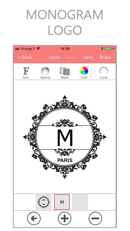 Logo Maker - Easy Logo Creator screenshot-5