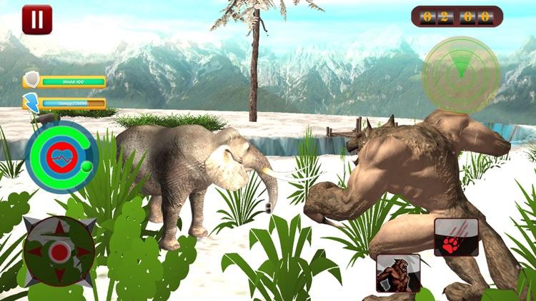 Jungle WereWolf Survival Games screenshot-4