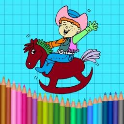 Kids drawing pad -  Best Kids Coloring Book