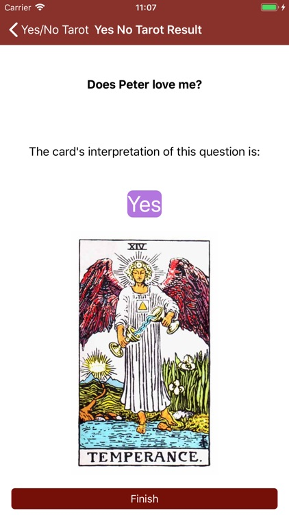 Tarot Card Reading Daily Tarot screenshot-5