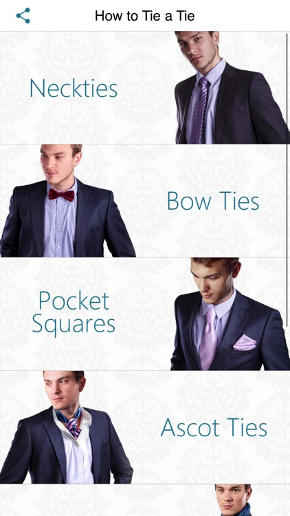 How to Tie a Tie Fast and Easy screenshot-4