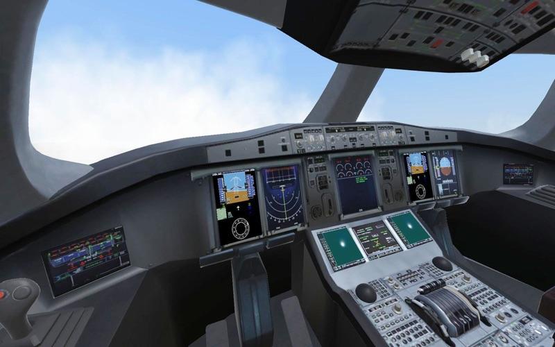 Take Off The Flight Simulator Screenshot - 3