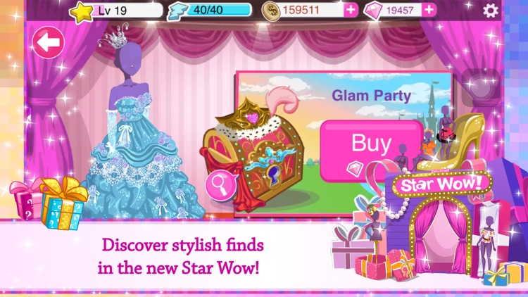 Star Girl screenshot-4