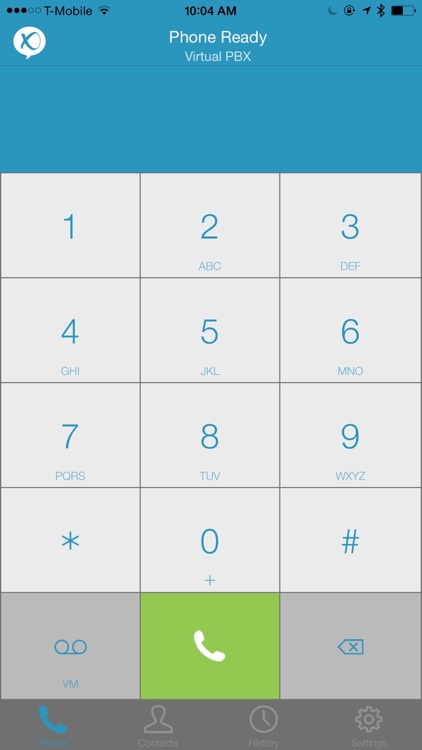 Virtual PBX Softphone screenshot-0