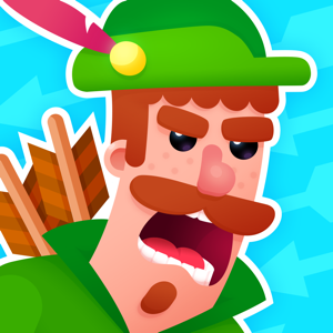 Bowmasters - Multiplayer Game Games app