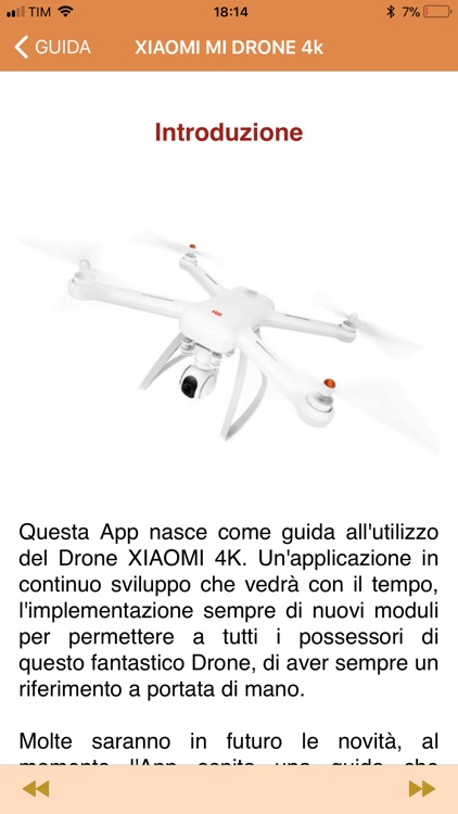 mi Drone ITA screenshot-2