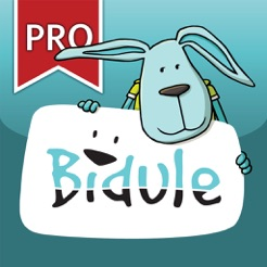 Lire avec Bidule (Pro) dans l'App Store