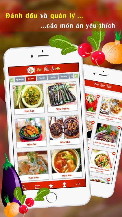 Học Nấu Ăn - 1000+ Món Ăn Ngon screenshot-3