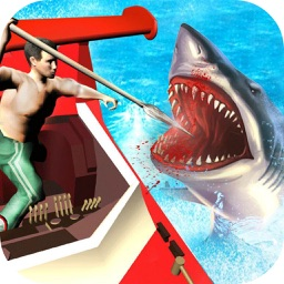 Angry Shark Attack 3D