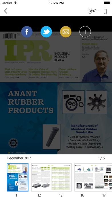 Industrial Product ReviewScreenshot of 2