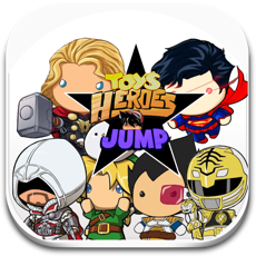 Activities of Toys Heroes Jump