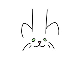 Cute cat stickers to express your emotions