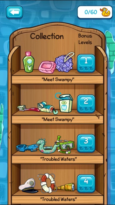 Screenshot for Where's My Water? in Thailand App Store