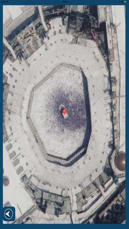 Find Mecca - Kaaba in Mecca screenshot-4