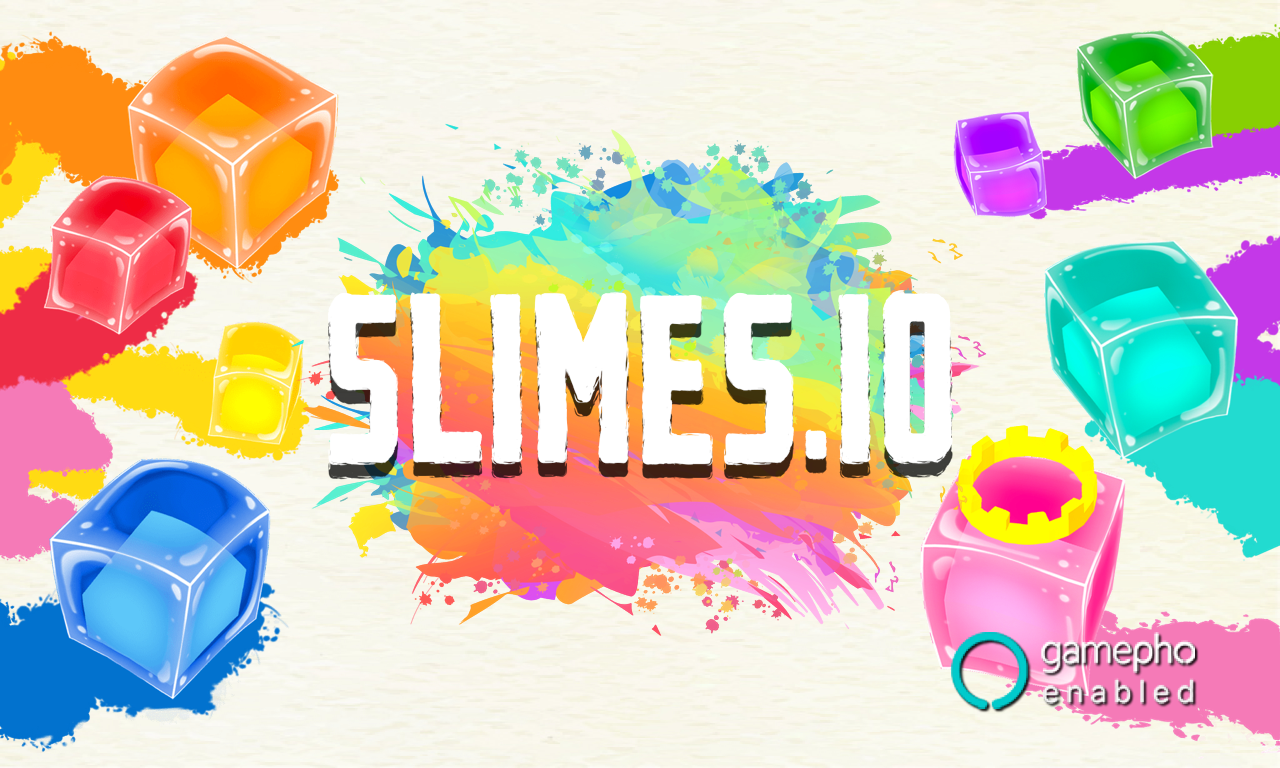 Slimes.io - 3D Color io game