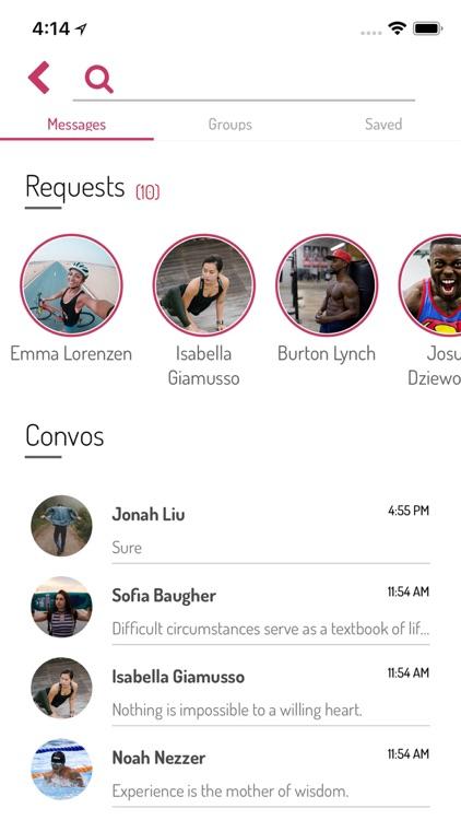 MatchFit App screenshot-3