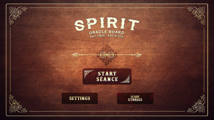 Spirit Board (very scary) Screenshot