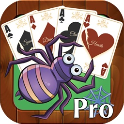 Relaxed Spider Solitaire Pro