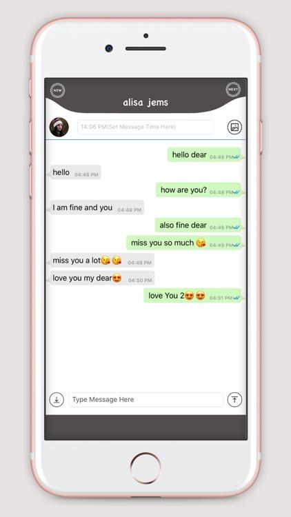 WhatsUp Prank Chat