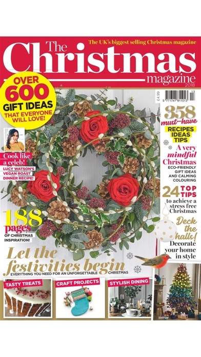 The Christmas Magazine screenshot1