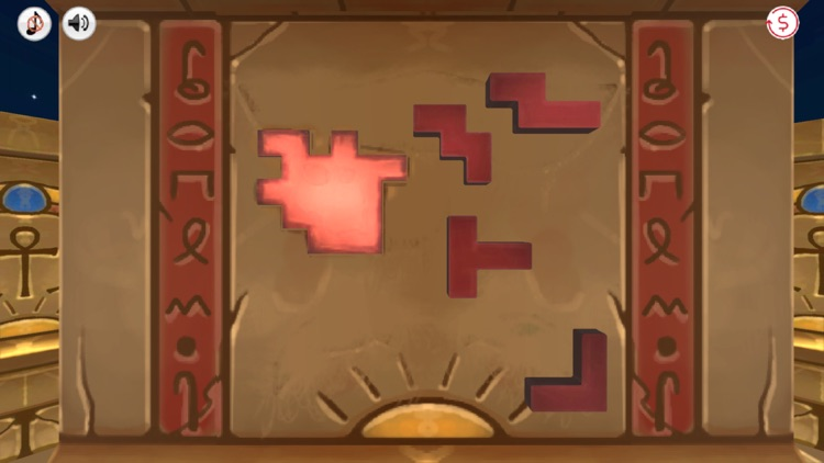 Ancient Egypt: puzzle escape screenshot-5