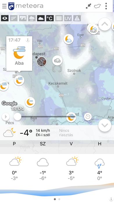OMSZ Meteora screenshot one
