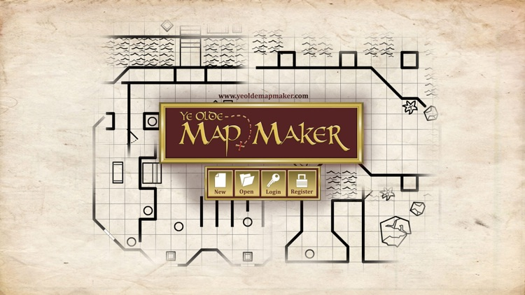 Ye Olde Map Maker