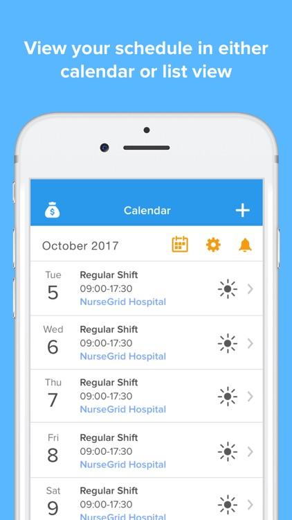 NurseGrid Mobile screenshot-3