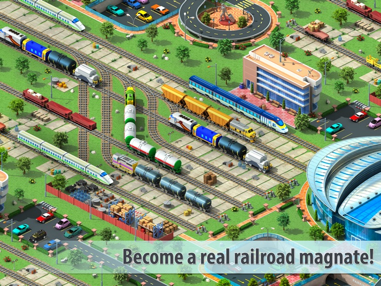 Megapolis HD screenshot-2