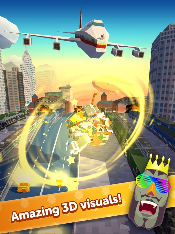 AMAZING KATAMARI DAMACY screenshot #5