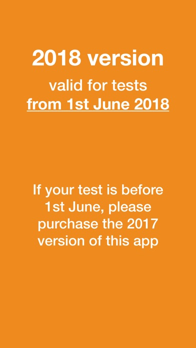 CITB Op/Spec HS&E test 2018 screenshot #1