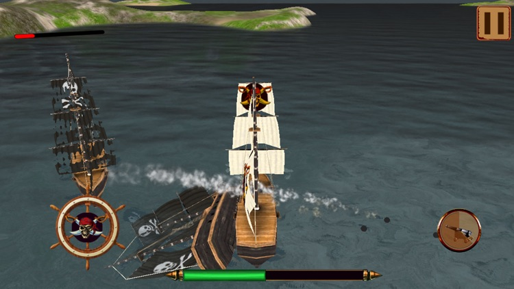 Warship Battle of Naval Empire
