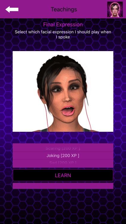 ChatBot My Virtual Girlfriend screenshot-3