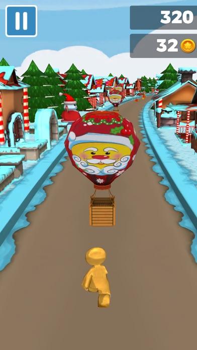 3Dクリスマスジンジャーブレッドランのおすすめ画像2