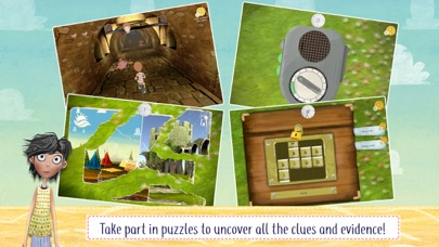 The Famous Five Adventure Game screenshot 8